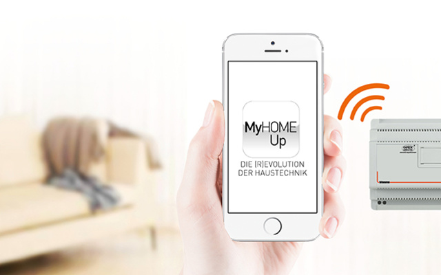 MyHOME / MyHOME_Up bei Elektro Hetz GmbH in Kulmbach